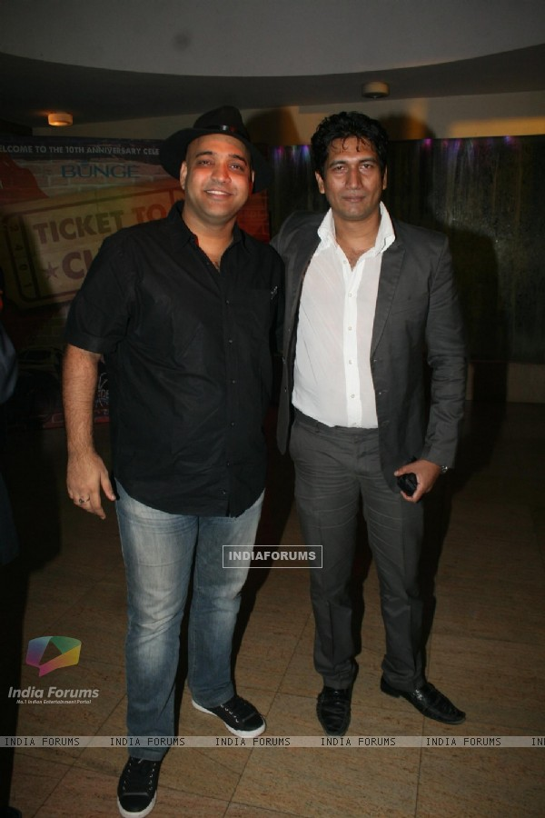Celebs at Satish Reddy's Cuban Theme bash