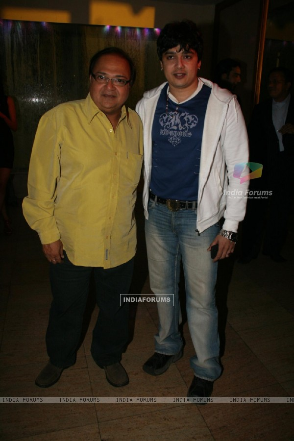 Rakesh Bedi at Satish Reddy's Cuban Theme bash