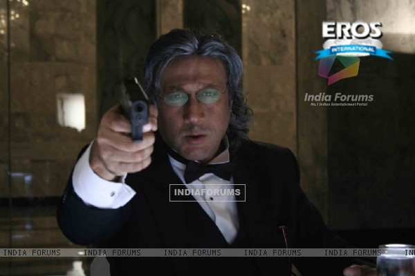 Jackie Shroff in Dhoom Dadakka movie
