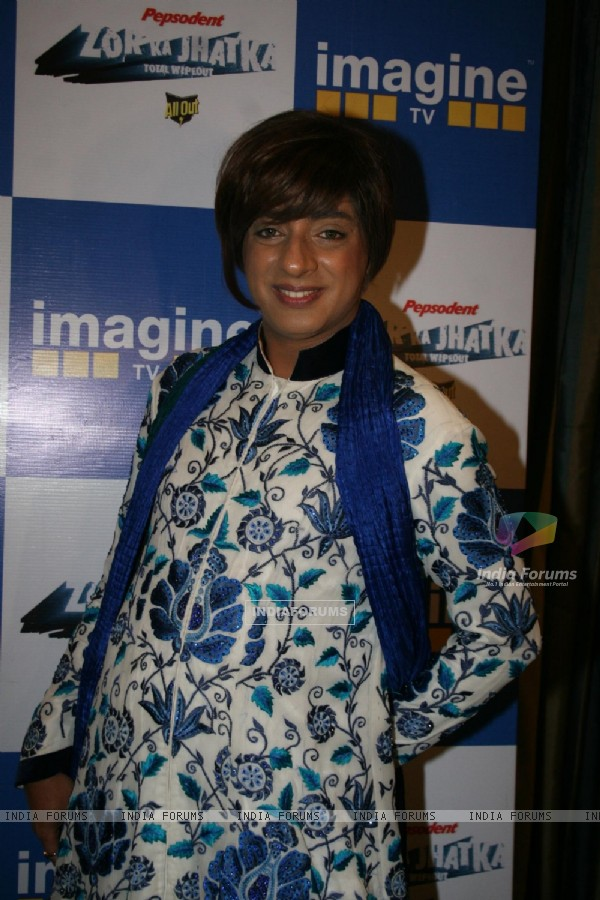 Rohit Verma contestant of Zor Ka Jhatka at JW Marriot