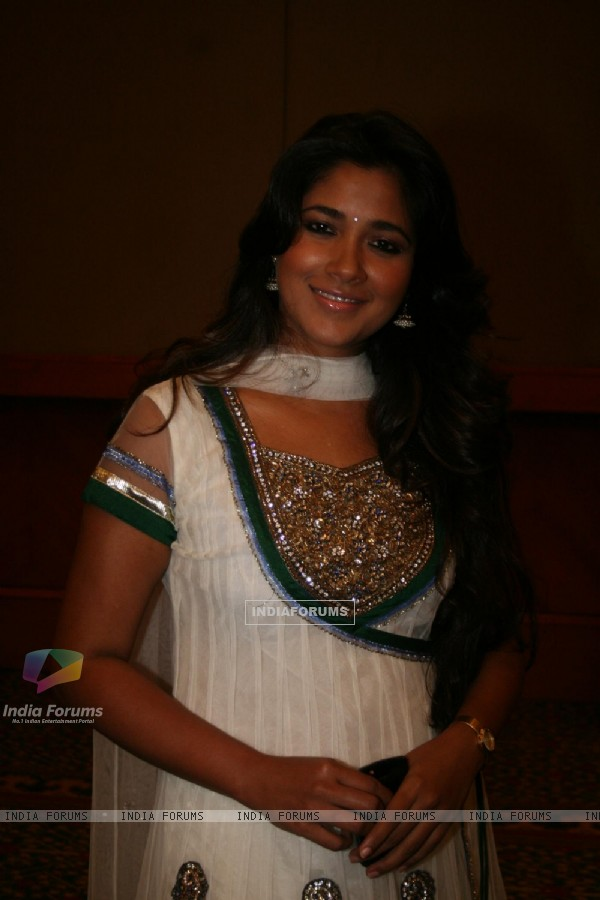 Narayani Shastri at 'Zor Ka Jhatka' bash at JW Marriott Hotel in Mumbai