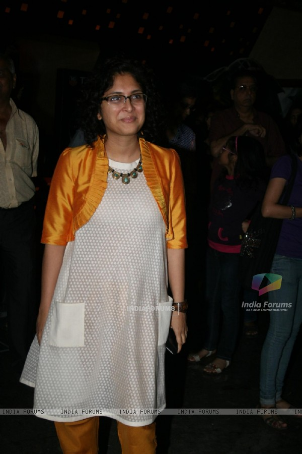 Kiran Rao at 'Rang De Basanti' team celebrates its 5th year with special screening (118445)