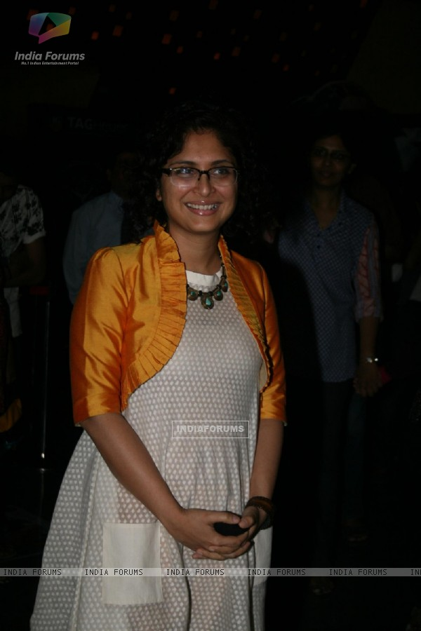 Kiran Rao at 'Rang De Basanti' team celebrates its 5th year with special screening (118446)