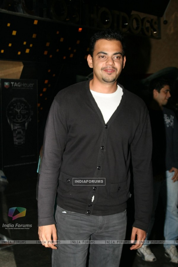 Cyrus Sahukar at 'Rang De Basanti' team celebrates its 5th year with special screening