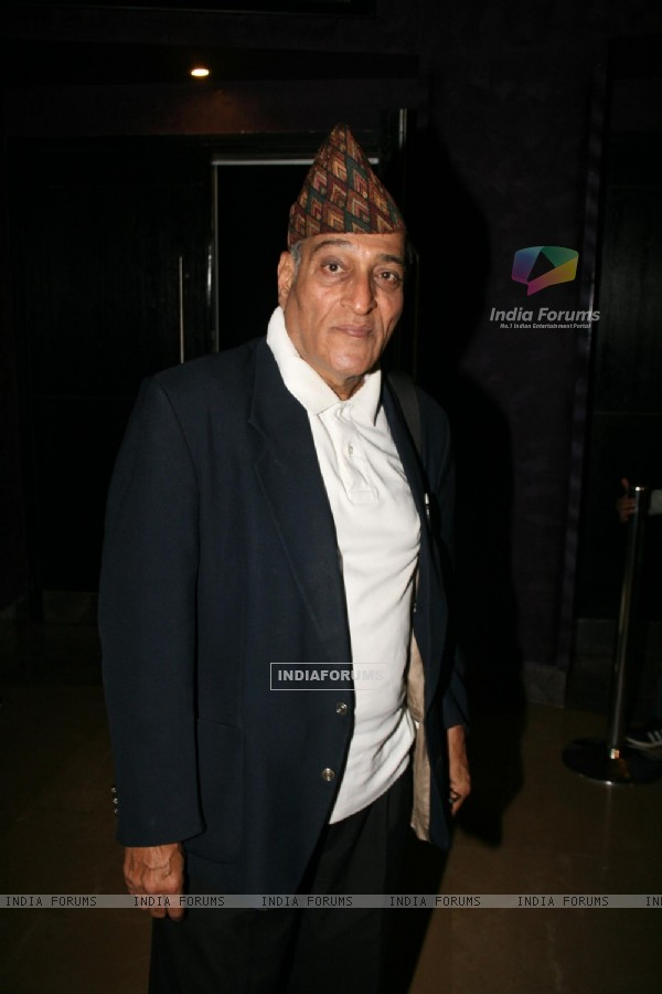 Mohan Agashe at 'Rang De Basanti' team celebrates its 5th year with special screening (118459)