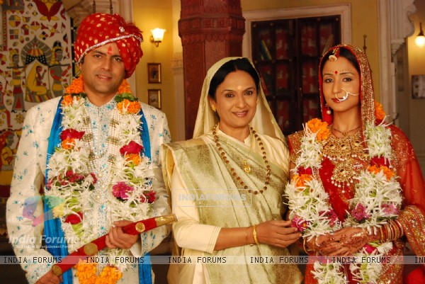 Marriage pics of Lata and Sanjeev