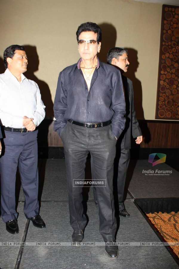 Jeetendra at Harsh Nagar's birthday party at Novotel
