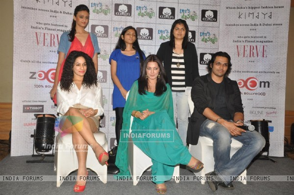 "Celina Jaitley, Masaba Gupta and Swapnil Shinde announced city finalist for ""Let's Design Season-3"""