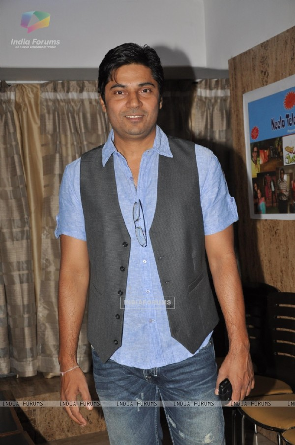Director Dharampal Thakur at the launch party of Pyaar Mein Twist