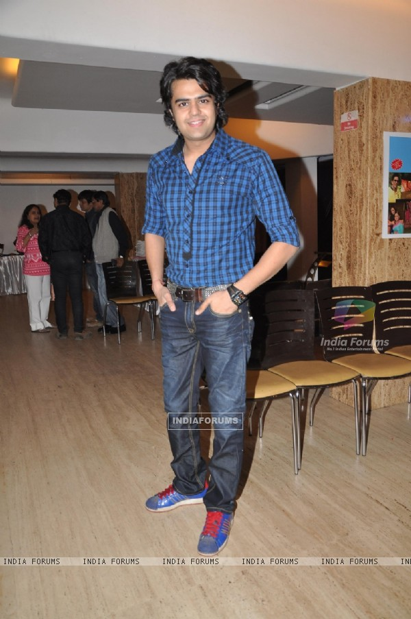 Manish Paul at the launch party of Pyaar Mein Twist
