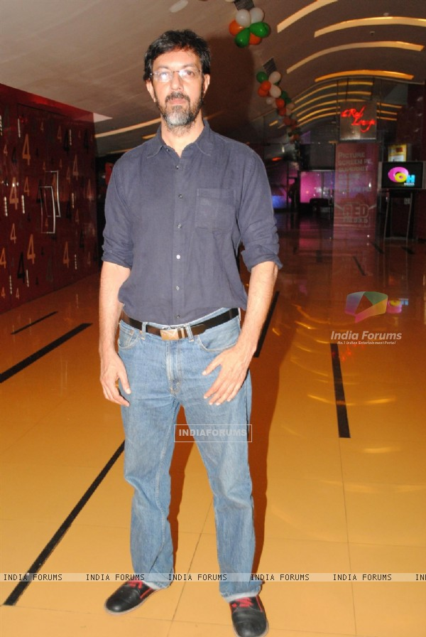 Rajat Kapoor at Premiere of 'Utt Pataang' movie