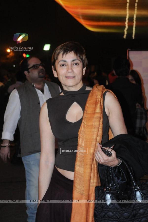Deepa Sahi at Premiere of 'Yeh Saali Zindagi'
