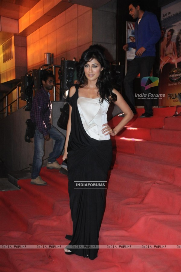 Chitrangda Singh at Premiere of 'Yeh Saali Zindagi'