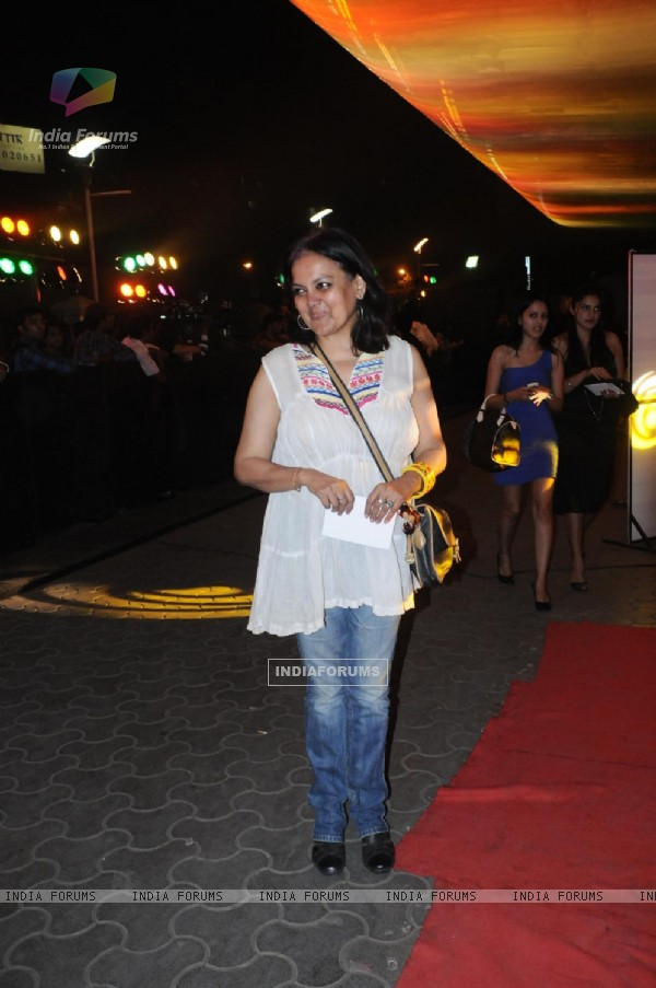 Sushmita Mukherjee at Premiere of 'Yeh Saali Zindagi'