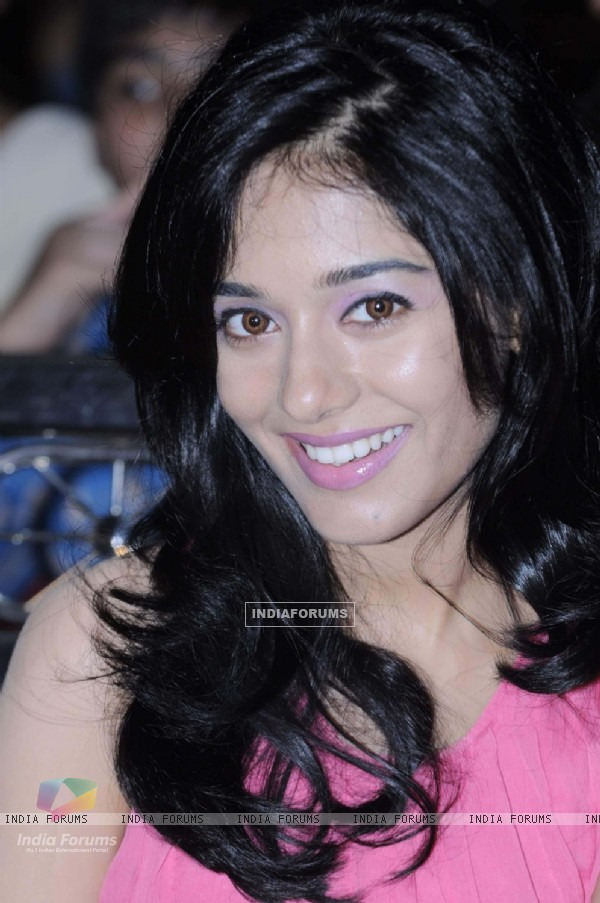 Amrita Rao at Rizvi College Fest in Bandra. .