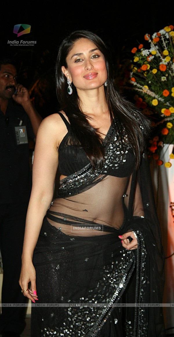 Kareena Kapoor at Imran Khan and Avantika Malik's Wedding Reception Party at Taj Land's End