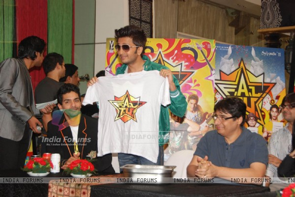 Ritesh Deshmukh at F.A.L.T.U film press meet. .
