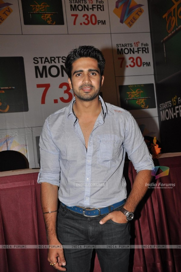 Avinash Sachdev at launch of Choti Bahu at JW Marriott in Mumbai