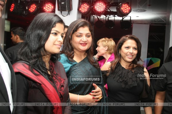 Celebs at launch party of Audi A8