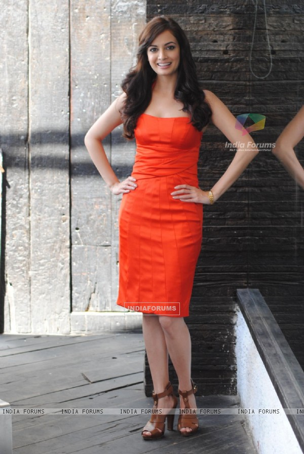 Dia Mirza at Promotion of Film 'Love Breakups Zindagi'