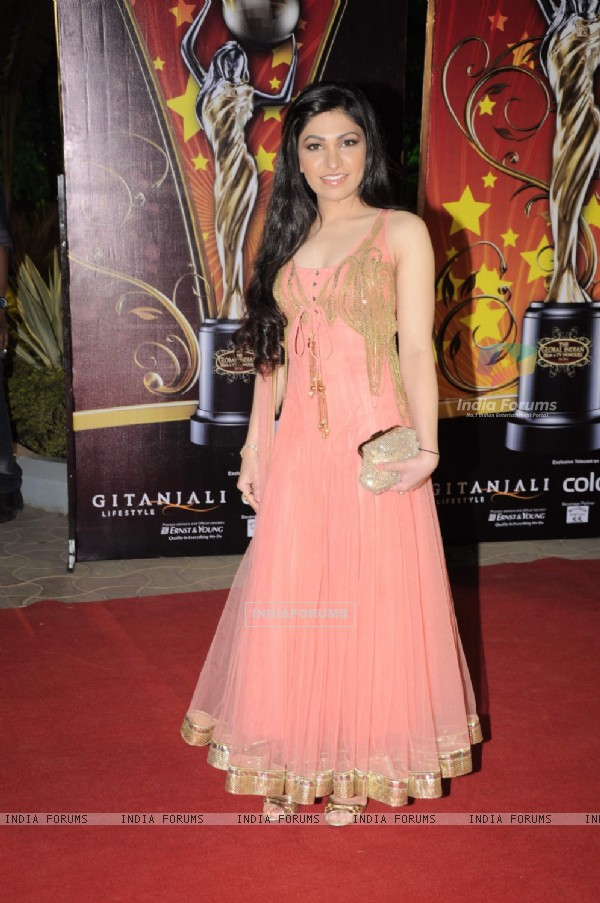 Celebs at Global Indian film and Television awards at Yash Raj studios in Mumbai.  .