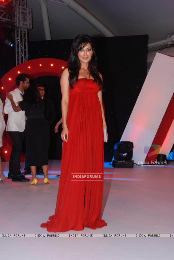 Chitrangda Singh judges Let's Design 3 contest at Hotel Lalit. .