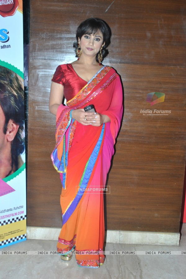 Divya Dutta at Masti Express Film Premiere at Cinemax