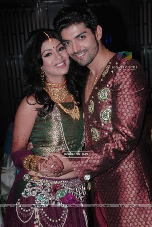 Gurmeet & Debina Choudhry's reception party