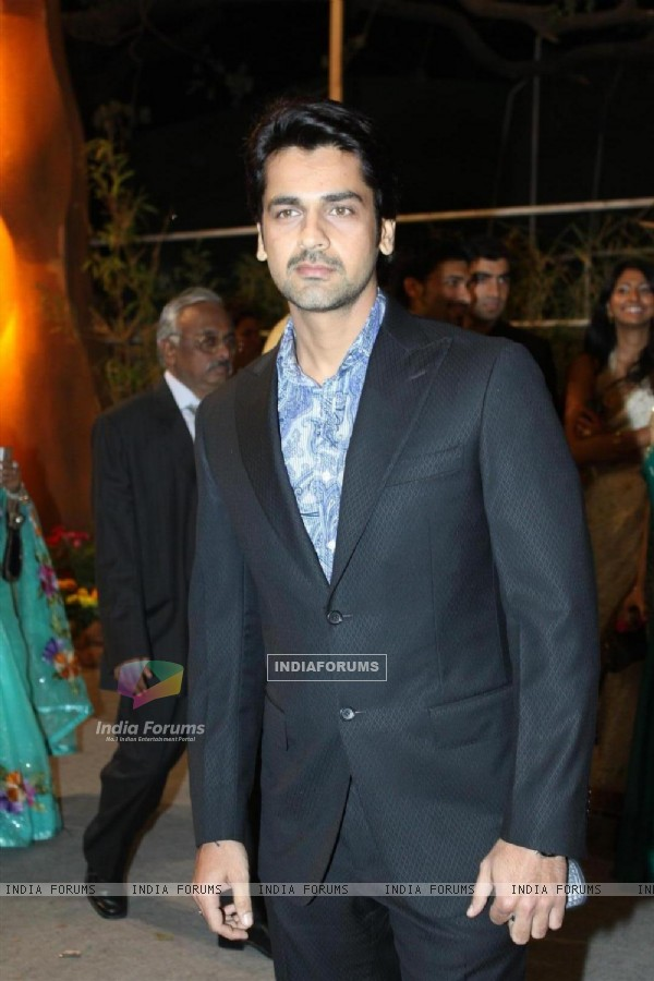 Bollywood celebs at Videocons Venuegopal Dhoots Daughter Marriage