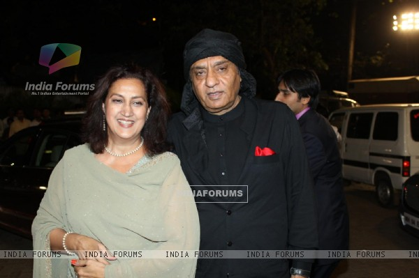 Ranjeet at Videocons Venuegopal Dhoots Daughter Marriage