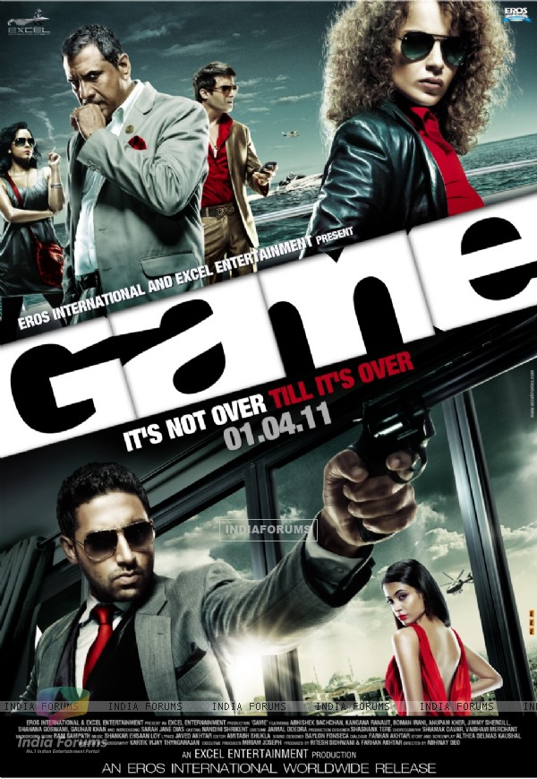 Poster of the movie Game(2011) (122516)