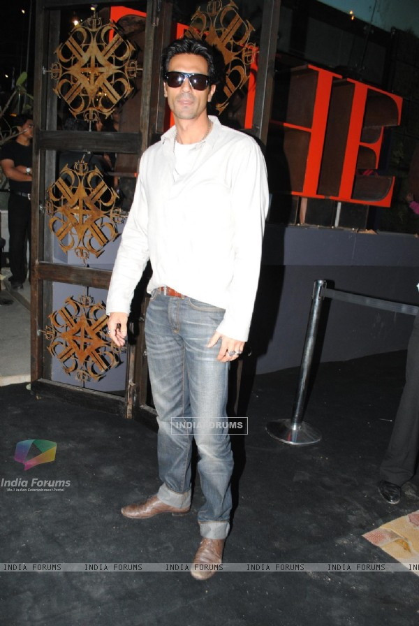 Arjun Rampal at 'The Charcoal Project'