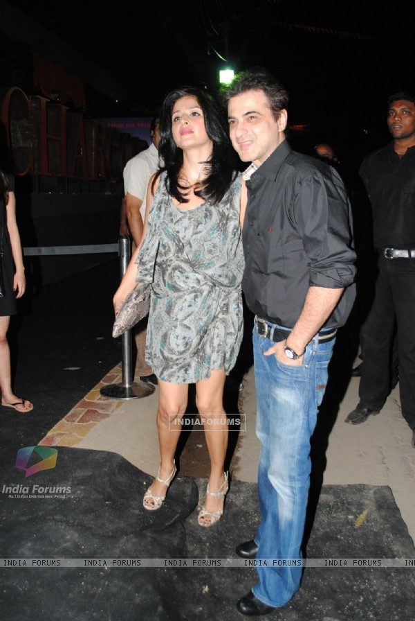 Sanjay Kapoor at 'The Charcoal Project'