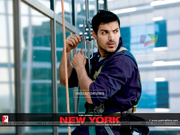 John Abraham getting feared