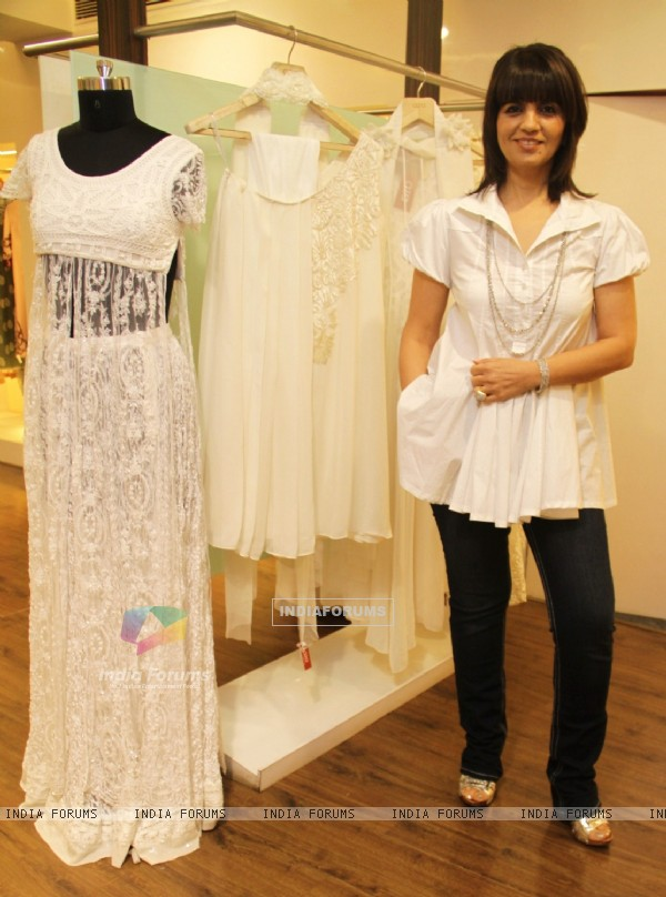 Neeta Lulla's new collections at AZA showroom