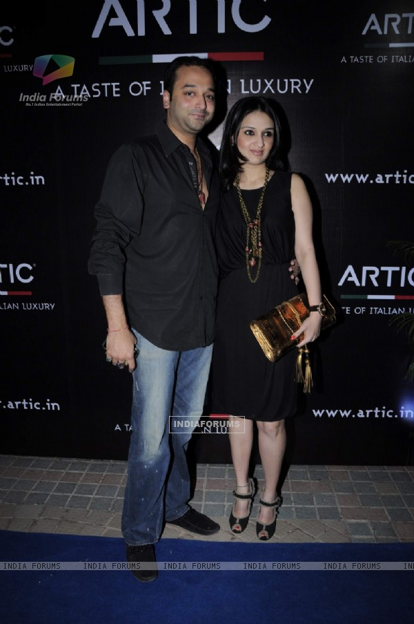 Celebs at Arctic Vodka launch, Sea Princess. .