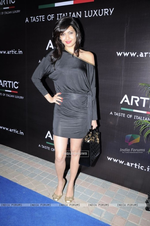 Karishma Tanna at Arctic Vodka launch, Sea Princess