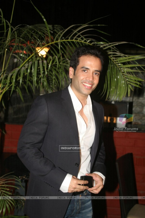 Tusshar Kapoor at Films Today Bollywood Magazine completed 5 years