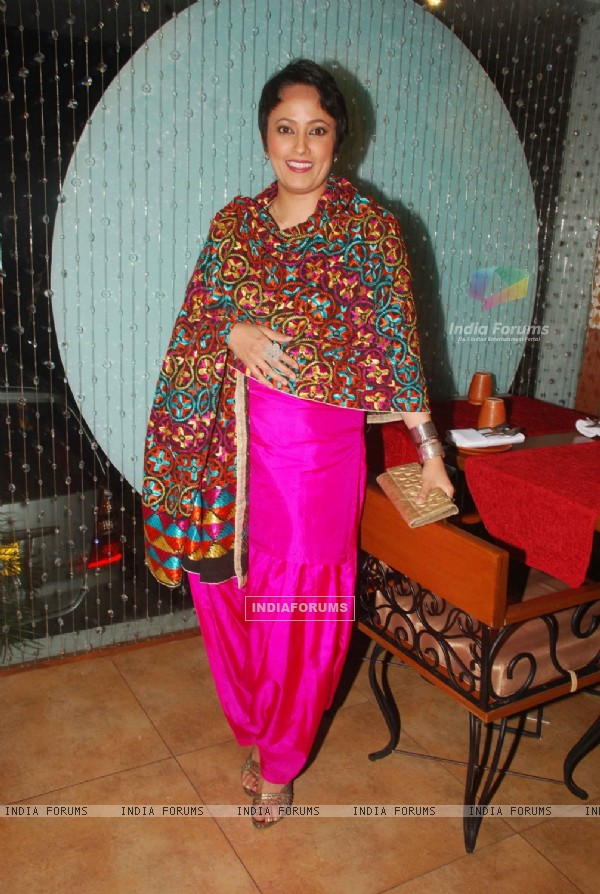 Meghna Malik at Anu Ranjan and Kiran Bawa Womens Party