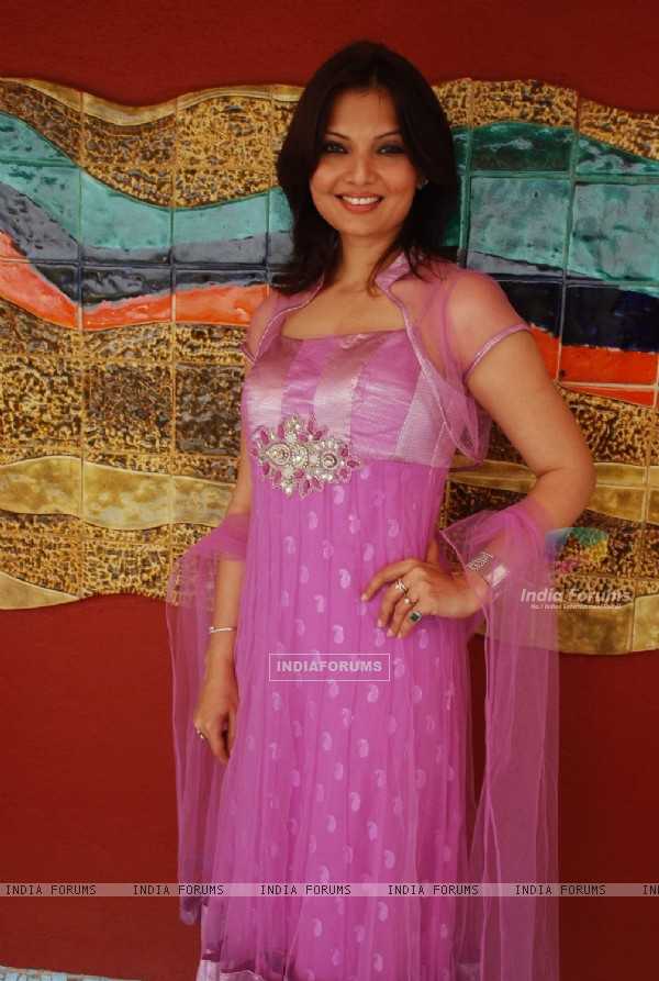 Deepshikha at Hira Manek Awards. .