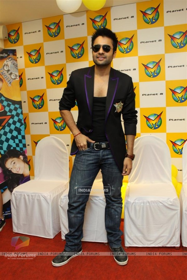 Jackky Bhagnani at F.A.L.T.U film music launch at Planet M, Mumbai (124893)