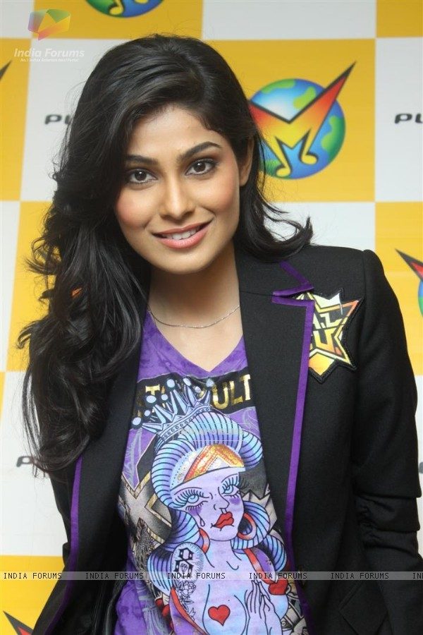 Pooja Gupta at F.A.L.T.U film music launch at Planet M, Mumbai (124904)