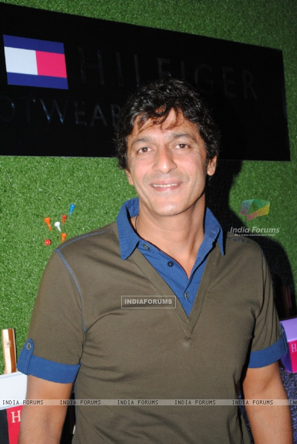 Chunky Pandey at launch of 'TOMMY HILFIGER' Footwear