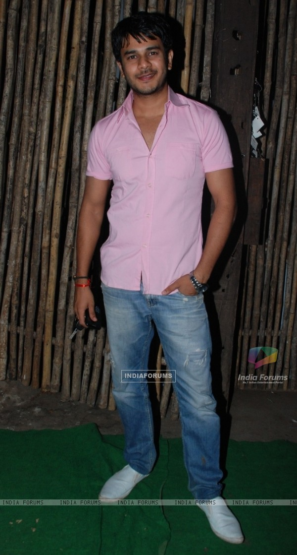 Jay Soni at Piyush Sachdev birthday bash -A rocking affair