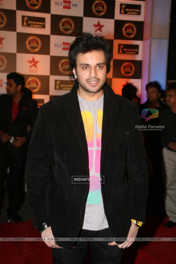 Jackky Bhagnani at BIG STAR IMA Awards