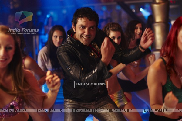 Bobby Deol in the movie Thank You