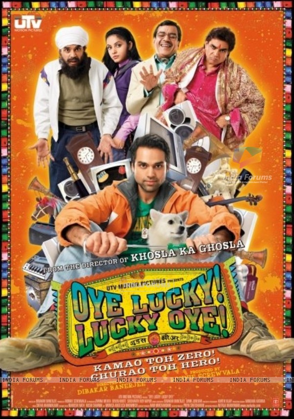 Oye Lucky! Lucky Oye! movie poster (12640)