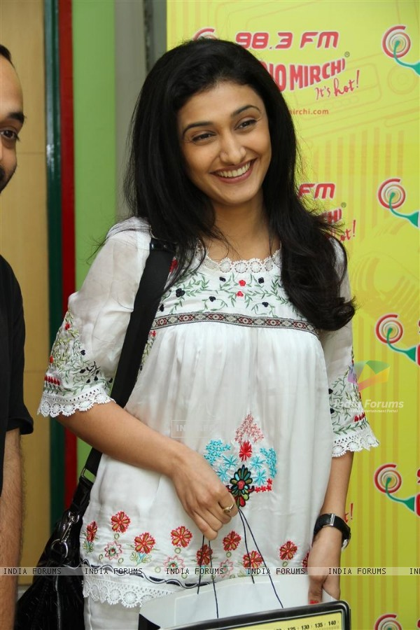 Ragini Khanna at Radio Mirchi premiere the music of movie 'Teen Thay Bhai'