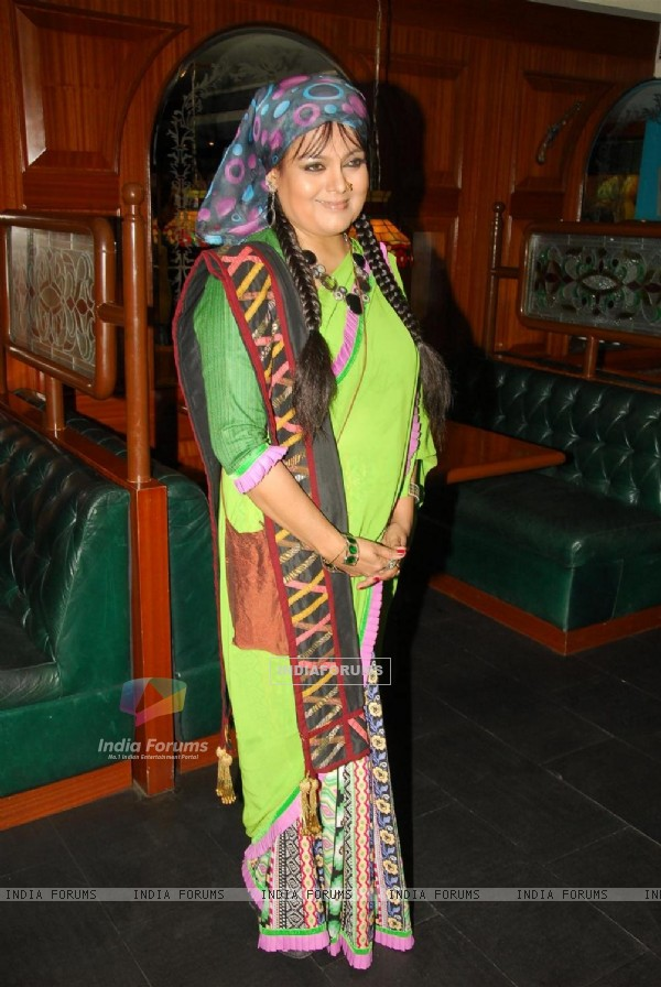 Sushmita Mukherjee at Press Conference of Zee Tv new show 'Chhoti Si Zindagi'