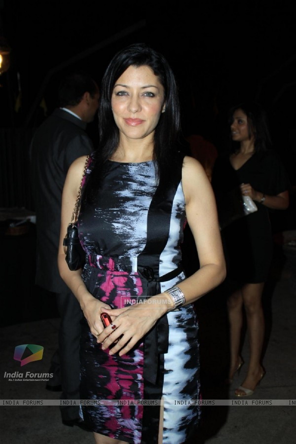 Aditi Gowitrikar at Polo party at Mahalaxmi Race Course